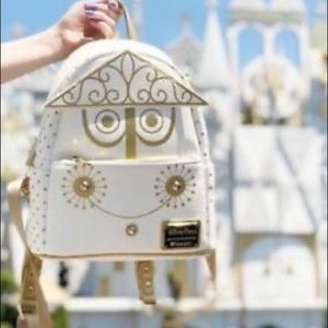 It's a small world backpack